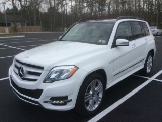 Mercedes Benz GLK 350 4Matic 2015
