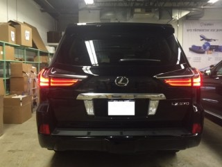 2016 Lexus LX570 Excellent User