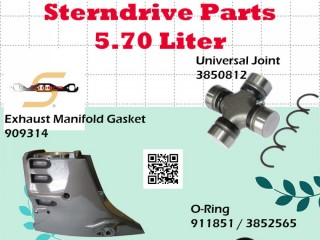 Sinera Marine | Sterdrive Parts for OMC 5.70 Liter