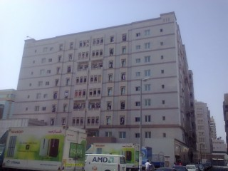 Covered Family Rooms and Partition in Bur Dubai inclusive All @ 1200 Per Month Near Metro