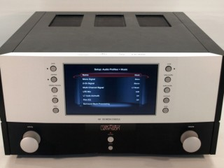 MARK LEVINSON NO. 502 MEDIA CONSOLE & AV PREAMP.