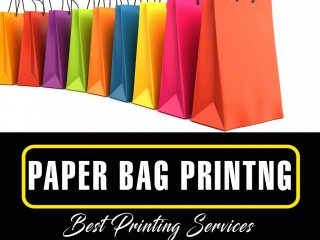 Paper Bags |Custom Design | Printing Services | Sharjah UAE