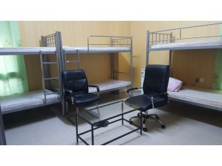 PARTITIONS,ROOMS,BED SPACE AVAILABLE VERY CLOSE TO BURJUMAN METRO ALL IN 700