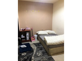 Furnished Room Available for Family in Bur Dubai Near BURJUMAN Metro Station