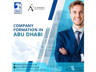Almashora Services - Company Formation Services in Abu Dhabi