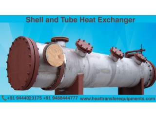 Shell and tube heat exchanger abu dhabi