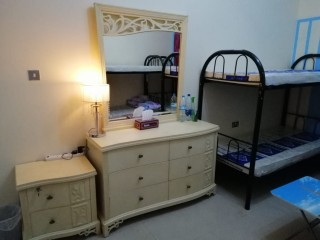 Fully Furnished Rooms for Couples/Family/kabayan in Bur Dubai near burjuman Metro Station