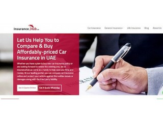 Car Insurance Abu Dhabi: Compare & Buy Best Car Insurance