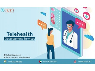 Telehealth Development Services in UAE for Healthcare Startups