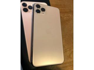 "Unlocked Apple iPhone 11 Pro Max 6.5"" A2218 (GSM), 512GB"