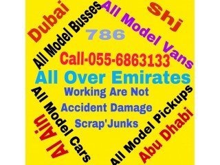 ALAIN CARS BUYER 055 6863133 USED DAMAGE SCRAP JUNK ALL MODEL