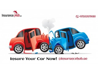 Buy Car Insurance in UAE | Get Up to 30% Discount Online‎