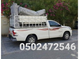 Discovery gardens pickup for rent 0553432478 Mr.Abdullah