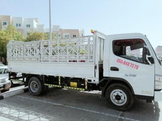 3 ton pickup for rent in karama 0553450037