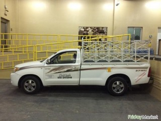1 Ton Pickup Rental In Discovery Gardens 0553450037