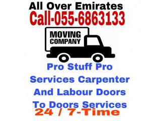 MOVING - PICKING SERVICES 055 6863133