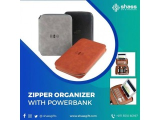 Elegant zipper organizer for you