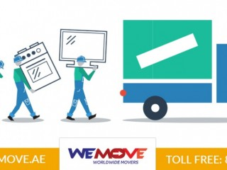 Packers and Movers In Dubai | WEMOVE