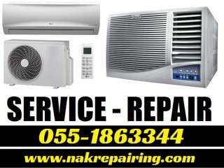 Window Ac , Split Ac , Fridge Repairing Workshop in Dubai