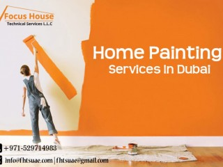 Painting services Dubai | Paint contractors In Dubai