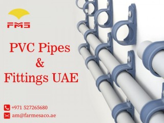 PVC Pipes & Fittings UAE | PVC Chamfer UAE