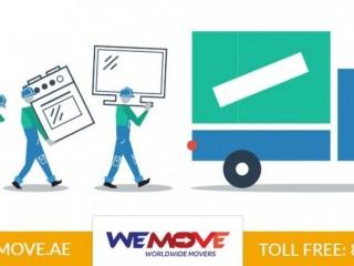 Self-Storage Services in Dubai | WEMOVE