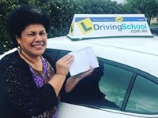 Save Up to $15 on the First Driving Lesson- L Driving School