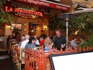 Italian Food Melbourne - Laspaghettata