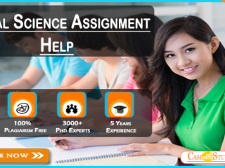 Best Social Science Assignment Help Service from Case Study Help Writers