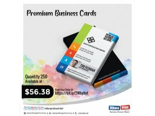 Uthara Print Australia - Premium Business Cards