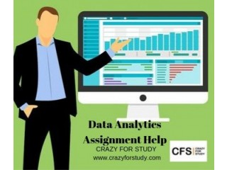 Data Analytics Assignment Help Services