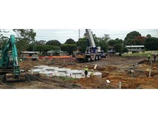 Concrete Water Tanks-Australian Tank