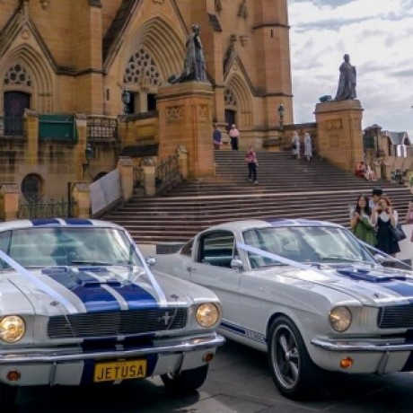 enter-the-wedding-venue-in-specially-modified-mustang-big-0