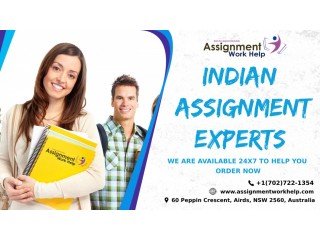 Indian assignment experts | assignment experts india