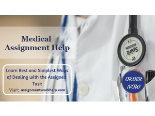 Medical assignment help