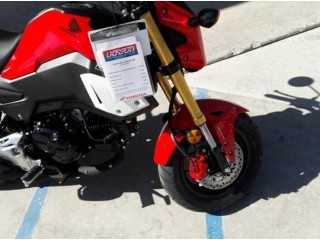 2020 Honda Grom whatsapp+237653237784.
