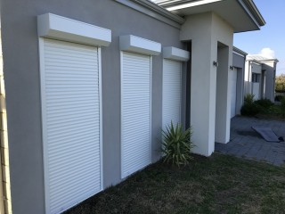 Outdoor Shutter Blinds Perth