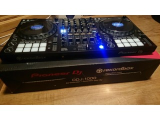 Brand New Pioneer DJ DDJ-1000 4 channel controller for rekordbox dj