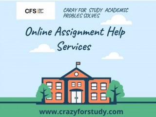 Online Assignment Help Services Available 24/7