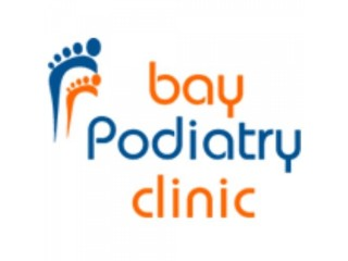 Call Bay Podiatry Clinic - For Happy Feet!!