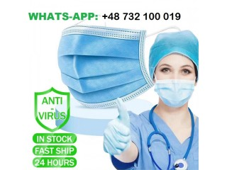 Buy low price, high quality surgical face mask with worldwide shipping