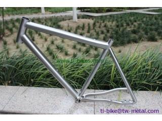Titanium Gravel Bike Frame