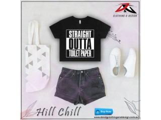 Buy stylish crop tops for girls