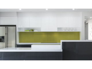 Buy Affordable Glass Splashbacks with Bayside Security Doors