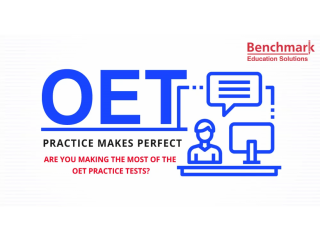 Looking For OET practice material Online?