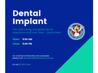 Dental Implant Newcastle