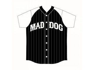 Custom Baseball Uniforms Australia and Custom Baseball Jerseys Perth - Mad Dog Promotions