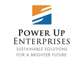 Sustainable Solutions For A Brighter Future | Power Up Enterprises