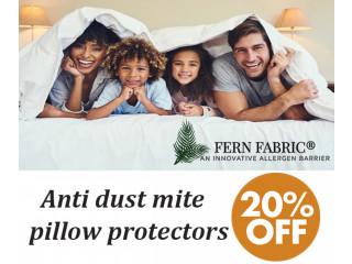 Best anti dust mite bed sheet
