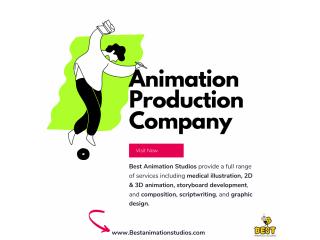 Best Animation Studios India | Custom Animated Videos